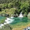 Nacionalni park Krka panorama